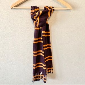 Harry Potter Gryffindor Hogwarts House Scarf